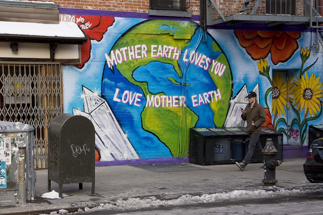 Mother Earth, NYC