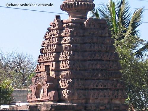 Badigerai temple kalasha