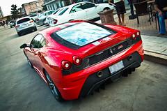 Ferrari F430 Scuderia (texan photography) Tags: italia texas houston ferrari sl enzo gto bugatti lamborghini scuderia sv f430 veyron f40 f50 599 458 lp640 lightroom3 lp560 lp670 lp570