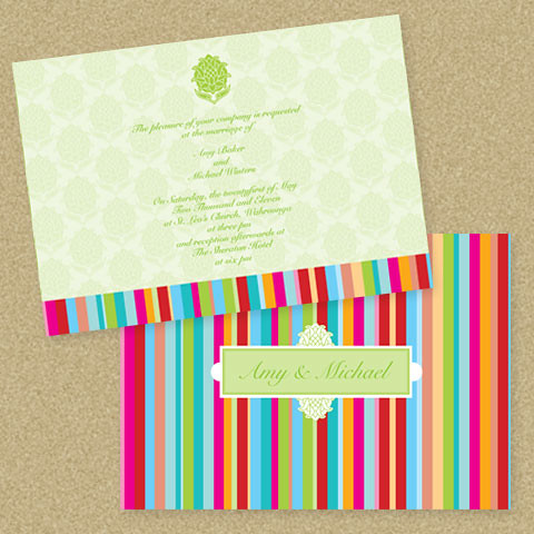 tropicana invitation