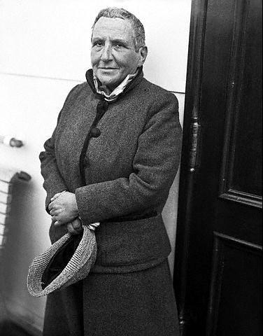 Gertrude Stein, via famouspoetsandpoems