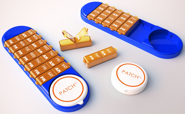 Pill & Patch Pal