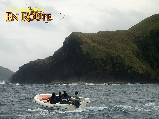 Speedboat to Palaui