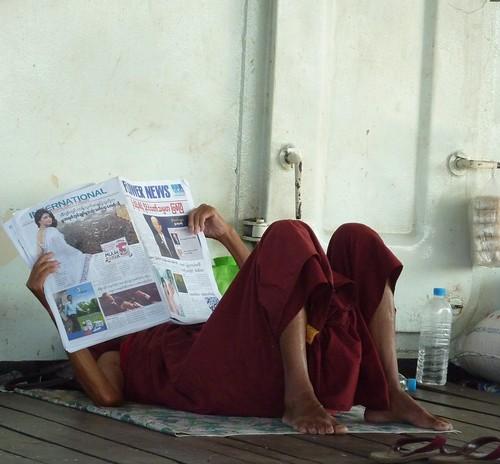 Yangon-Pathein-Bateau-Passagers (12)
