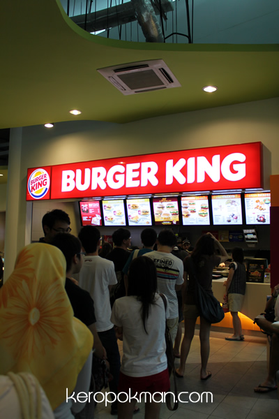 Burger King Tendergrill