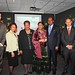 Tourism minister Ed Bartlett with Jamaica's delegation at ITB Berlin