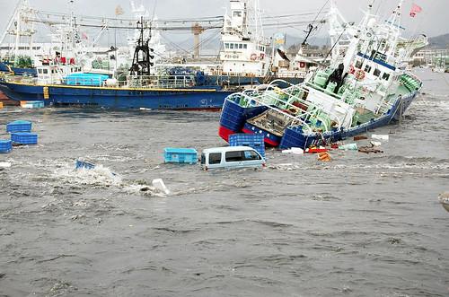 Massive earthquake hits Japan