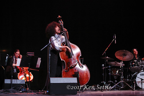 Esperanza Spalding - 03-11-11 - Music Hall Center For The Performing Arts, Detroit,  MI