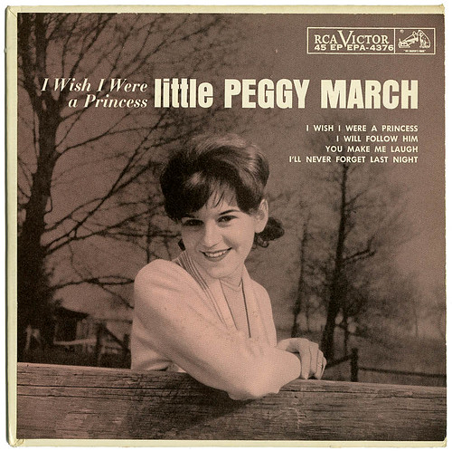 Little Peggy March_tatteredandlost