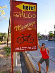 Mt. Hugo's Bike and Wine