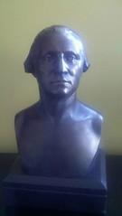 Replica Washington Houdon bust
