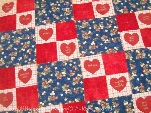 our quilt