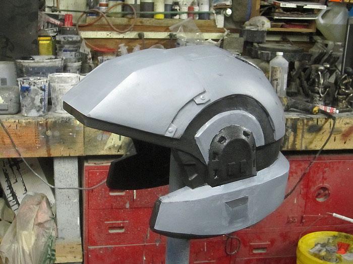 Marine Helmet Texture