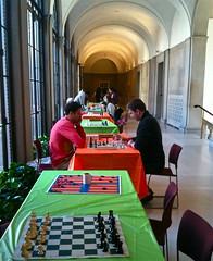 Happy Nowruz!_Playing Backgammon + Chess at the Freer