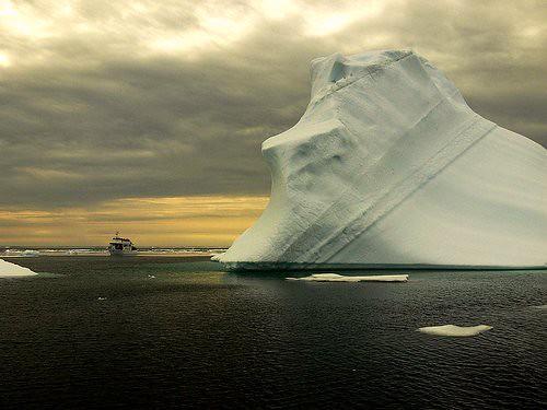 Iceberg's Size