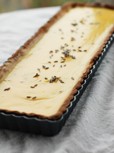 Orange Lavender Tart 3