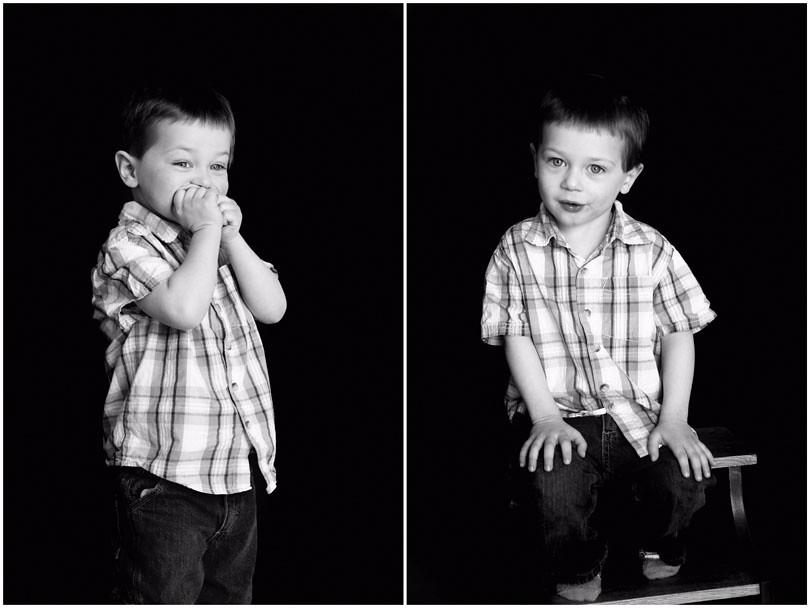 David - 3 Years Old