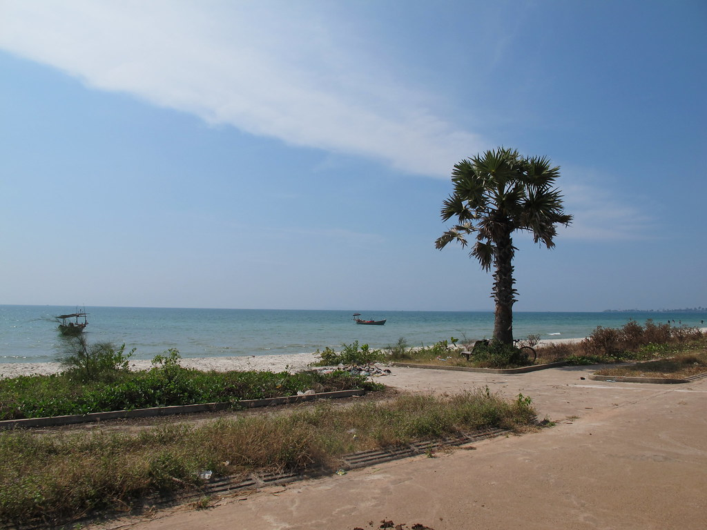 Lazy days, Otres Beach, Sihanoukville