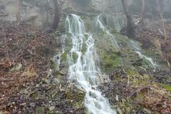 24 - Moss Falls in Fog (Joseph Hollick) Tags: mossfalls waterfall cascade waterfallsofhamilton fog