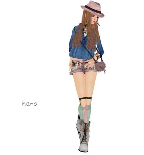 tram - Vintage Shorts(sepia)