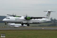 EI-SLL - 387 - Air Contractors - Aer Arann - ATR ATR-72-212 - Luton - 110225 - Steven Gray - IMG_0170