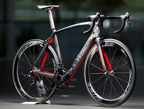 Specialized Mclaren Venge Aero Road Bike Chocothumb