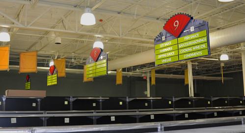 Supermarket Aisle Signs 72318 | TRENDIR