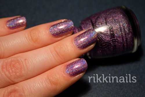 China Glaze Octa Gone Wild 2