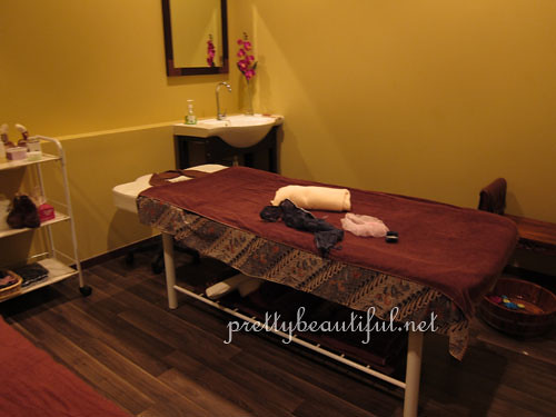 Jari Spa Massage Room