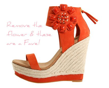 orange sandals, tangerine sandals, bright shoes, orange espadrilles, Screen shot 2011-03-19 at 1.11.13 PM