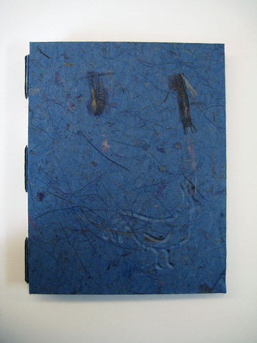blue chicken book -- front cover