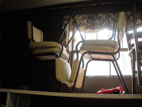Mid Century Dinette chairs