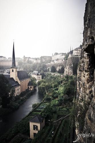 Luxemburgo - Ville