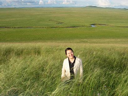 The grassland paradise