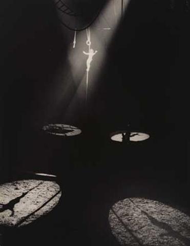 Lisette Model, Circus, Circa 1945