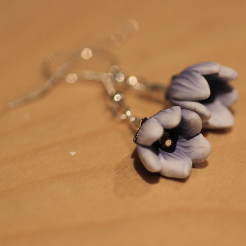 Crocus Earrings