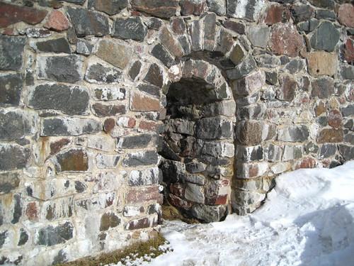 Suomenlinna wall