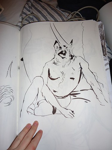 Life Drawing - Hybrids