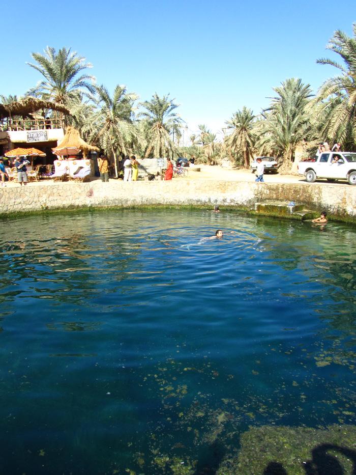 Cleopatra Pool Egypt