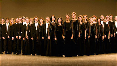 The Rundfunkchor Choir from Berlin