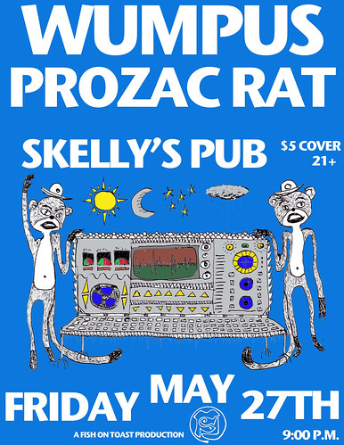 Wumpus/Prozac Rat Rock Show