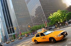 The Sixth Av and the New Rockefeller Center with a yellow taxi cab, New York, USA (GlobusTraveler) Tags: nyc newyorkcity summer wallpaper usa newyork building skyscraper subway island downtown traffic manhattan taxi broadway uptown borough gothamist tall trumptower rockefeller gotham avenue trump 6thav yellowtaxi sixthave avenueamericas