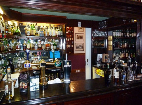 Craigellachie Whisky Bar, Speyside
