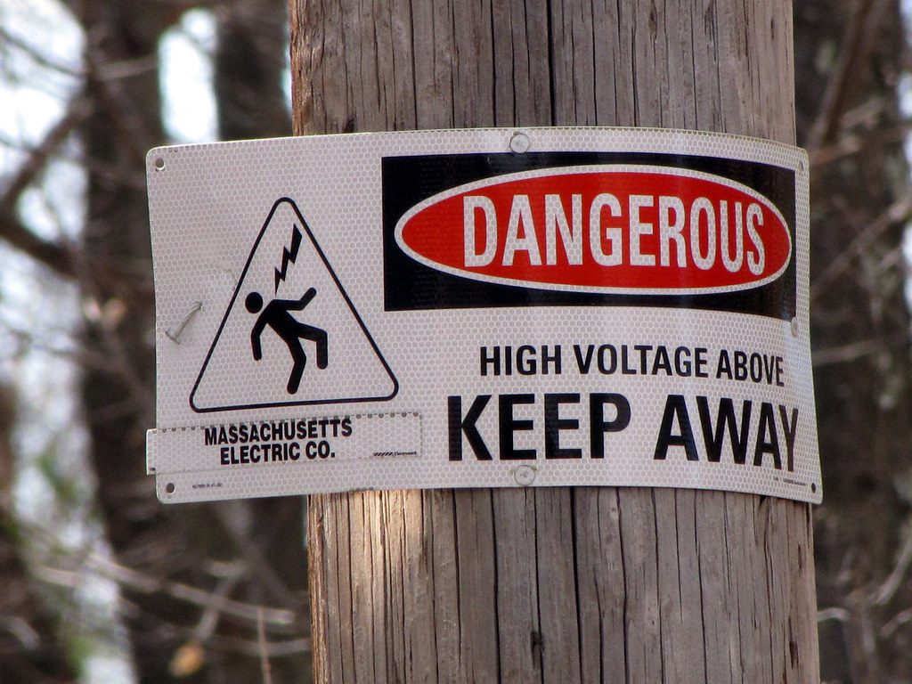 Dangerous - High Voltage