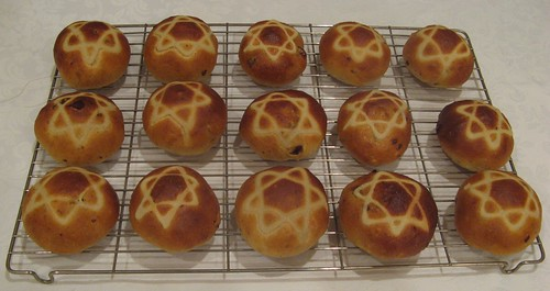 Post Purim Spice Buns
