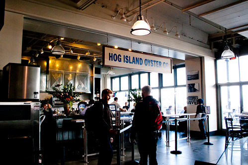 Hog Island Oysters, Ferry Building