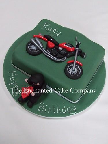 Ruey's Birthday Cake