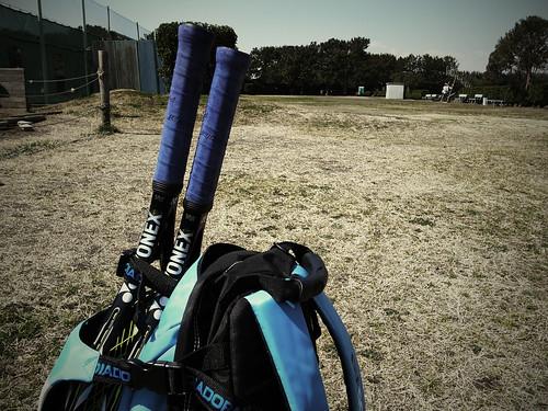 相模川河畔スポーツ広場、再び