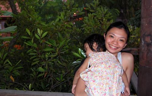 with euna