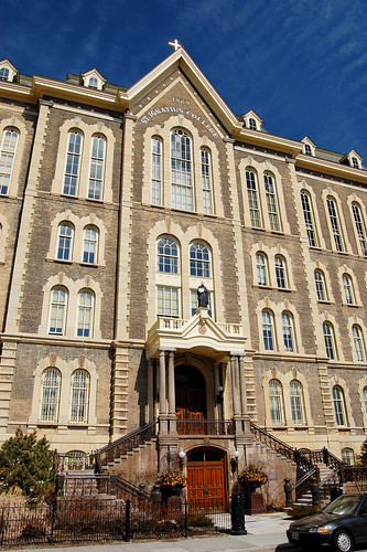 St. Ignatius High School, Chicago (by: Eric Allix Rogers, creative commons license)